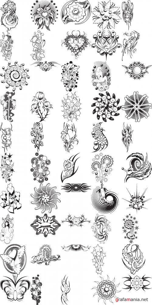 Татуировки для девушек картинки