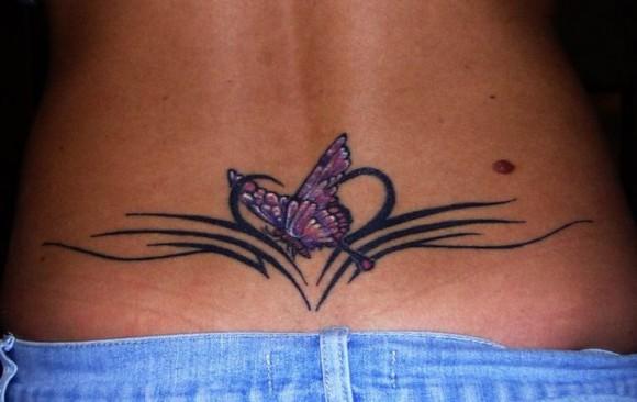 Фото татуировок у девушек
