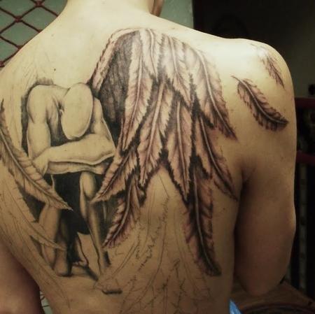 Мы нашли такую тату для вас