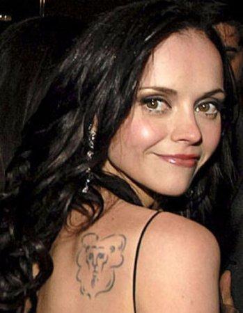 Татуировки знаменитостей