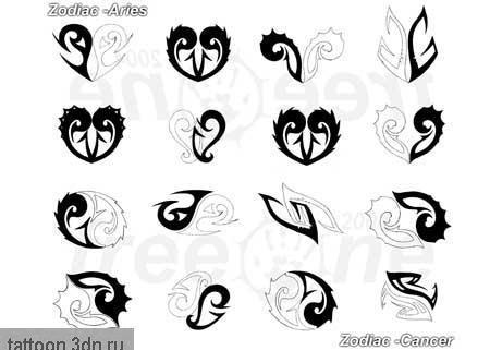 Злые татуировки